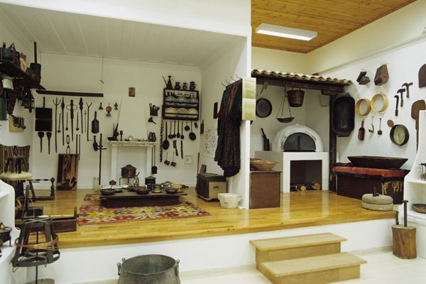 The Sfakiotes Folkloric Museum in Kavalos2